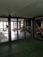 Serre showroom Eemnes opbouw
