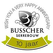 Busscher Serre Bouw 10 jaar