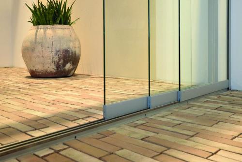 Schuifwand glas SL-20